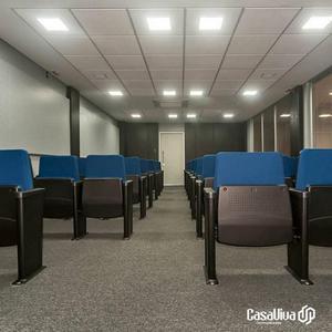 Forro acustico para auditório